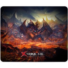 XTRIKE ME MP002 gaming mouse pad, 320 x 270 x 2mm