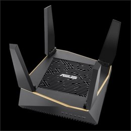 Asus Router RT-AX92U 1PK 802.11ax, 400+ 867+ 4804 Mbit/s, 10/100/1000 Mbit/s, Ethernet LAN (RJ-45) ports 4, Mesh Support Yes, MU