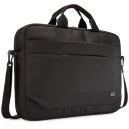 "Case Logic Advantage Fits up to size 15.6 "", Black, Shoulder strap, Messenger - Briefcase"