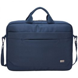 "Case Logic Advantage Fits up to size 15.6 "", Dark Blue, Shoulder strap, Messenger - Briefcase"