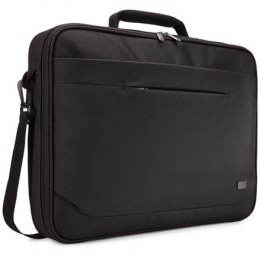 "Case Logic Advantage Fits up to size 17.3 "", Black, Shoulder strap, Messenger - Briefcase"
