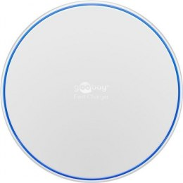Goobay 45654 Fast Wireless Charger 10W (white)