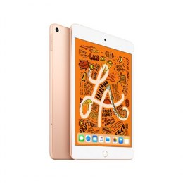 "Apple iPad Mini 7.9 "", Gold, Retina display, 2048x1536 pixels, A12 Bionic chip with 64‑bit architecture; Neural Engine; Embedded"
