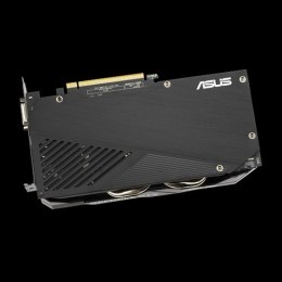 Asus DUAL-GTX1660S-O6G-EVO NVIDIA, 6 GB, GeForce GTX 1660 SUPER, GDDR6, PCI Express 3.0, Processor frequency 1845 MHz, DVI-D por