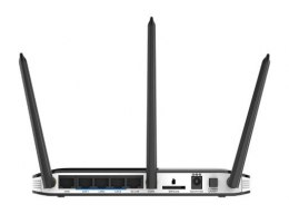 D-Link DWR-953 802.11ac, 10/100 Mbit/s, Ethernet LAN (RJ-45) ports 4, Mesh Support No, MU-MiMO No, 4G, Antenna type External