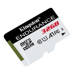 Kingston Endurance SDCE/32GB 32 GB, Micro SDHC, Flash memory class 10