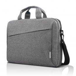 "Lenovo Casual Toploader T210 Fits up to size 15.6 "", Grey, Messenger - Briefcase"