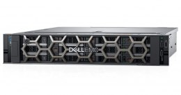 Dell PowerEdge R540 Rack (2U), Intel Xeon, Silver 2x4210, 2.2 GHz, 13.75 MB, 20T, 10C, RDIMM DDR4, 2666 MHz, No RAM, No HDD, Up