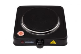 Mesko Hob MS 6508 Number of burners/cooking zones 1, Black, Table top, Electric
