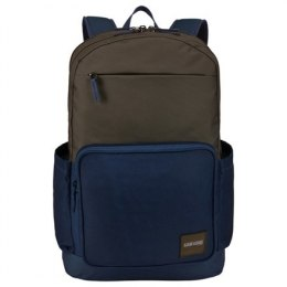 "Case Logic Query CCAM-4116 Fits up to size 15.6 "", Blue/Green, 29 L, Shoulder strap, Backpack"