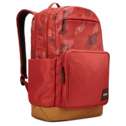 "Case Logic Query CCAM-4116 Fits up to size 15.6 "", Red, 29 L, Shoulder strap, Backpack"