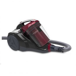 Hoover Vacuum cleaner CH50PET 011 Bagless, Black/ red, 550 W, 2.5 L, A+, A, A, A, 76 dB,