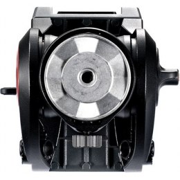 Manfrotto Fluid Video Head with flat base MVH500AH Front Tilt -70° / +90°, 5 kg, Number of legs 1, 360 °