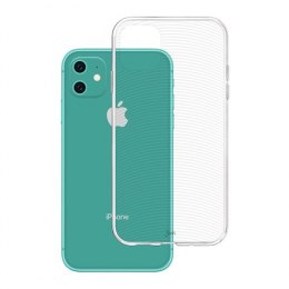 3MK Armor Case Back protection, Apple, iPhone XI, TPU, Transparent