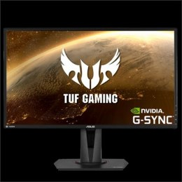 "Asus Gaming LCD VG27AQ 27 "", IPS, WQHD, 2560 x 1440 pixels, 16:9, 1 ms, 350 cd/m², Black"