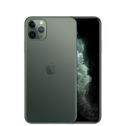 "Apple iPhone 11 Pro Midnight Green, 5.8 "", XDR OLED, 1125 x 2436 pixels, Hexa-core, Internal RAM 4 GB, 64 GB, Single SIM, Nano-S"