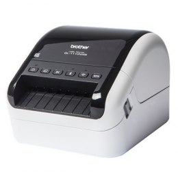Brother QL-1110NWB Mono, Direct Thermal, Label Printer, Wi-Fi, White/ Black