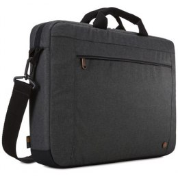 "Case Logic Era Attaché Fits up to size 15.6 "", Black, Shoulder strap, Messenger - Briefcase"