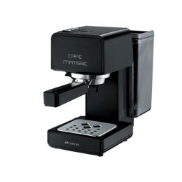 Ariete Cafe Matisse Coffee Maker 1363/10 Pump pressure 15 bar, Built-in milk frother, Semi-automatic, 850 W, Black