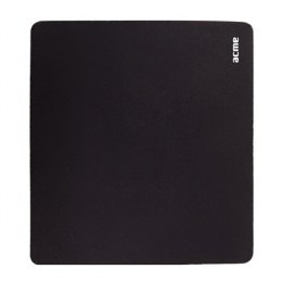 Acme Cloth Mouse Pad Black, EVA (Ethylene Vinyl), 225 x 4 x 252 mm