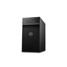 Dell Precision 3630 Workstation, Tower, Intel Core i7, i7-9700K, Internal memory 16 GB, DDR4, SSD 512 GB, Nvidia GeForce RTX 208