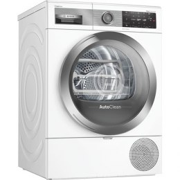 Bosch Dryer mashine WTX8HEL9SN Front loading, Heat pump, 9 kg, Energy efficiency class A+++, White, Display, TFT, Depth 60 cm, W