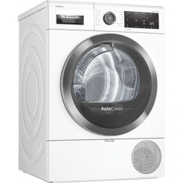 Bosch Dryer mashine WTX8HKL9SN Front loading, Heat pump, 9 kg, Energy efficiency class A++, White, Display, LED, Depth 60 cm