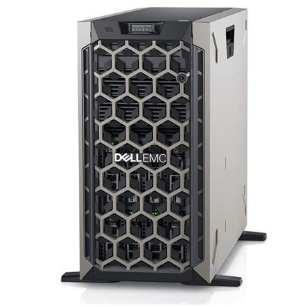 Dell PowerEdge T440 Tower, Intel Xeon, Silver 4110, 2.1 GHz, 11 MB, 16T, 8C, RDIMM DDR4, 2666 MHz, No RAM, No HDD, Up to 8 x 3.5