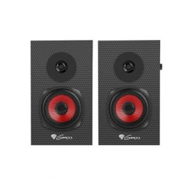 Genesis Helium 200 Gaming Speakers, 4 Ω, Black