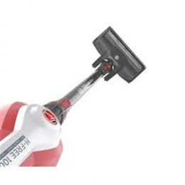 Hoover Vacuum cleaner HF122RH 011 Handstick 2in1, 12 W, 22 V, Silver/Red, 40 min, Cordless