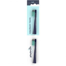 Playbrush Smart One Brush Heads, Number of brush heads included 2, Navy