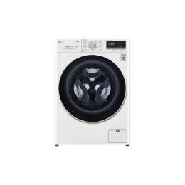 LG Washing machine F2WN4S6N0 Front loading, Washing capacity 6,5 kg, 1200 RPM, Direct drive, A+++ -20%, Depth 45 cm, Width 60 cm