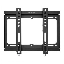 "Acme Wall Mount, MTSF11, Fixed, 17-43 "", Maximum weight (capacity) 20 kg, Black, VESA 100x100, 200x100, 200x200 mm"