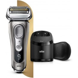 Braun Shaver 9385cc Cordless, Charging time 1 h, Wet use, Lithium Ion, Number of shaver heads/blades 5, Graphite