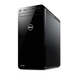 Dell XPS 8930 Desktop, Tower, Intel Core i7, i7-9700, 16 GB, DDR4, 512 GB, 2000 GB, NVIDIA GeForce RTX 2060, Tray load DVD Drive