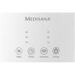 Medisana Air Humidifier AH 661 Humidifier, 75 W, Water tank capacity 3.5 L, White