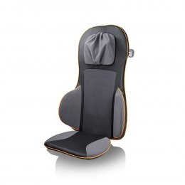 Medisana Shiatsu Acupressure Massage Seat Cover MC 825 Number of massage zones 3, Number of power levels 3, Heat function, Black