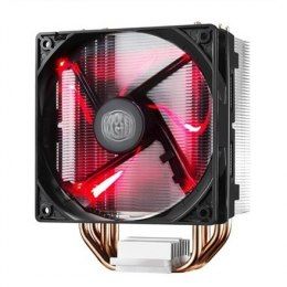 Cooler Master cooler HYPER 212 EVO Cooler Master Hyper 212 RED LED Universal cooler, 4 x Ø6mm heat-pipes, Intel 115X/1366/2011/2