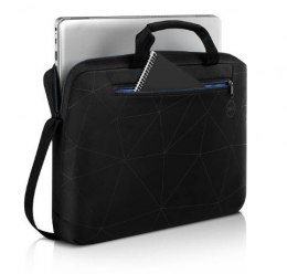 "Dell Essential 460-BCZV Fits up to size 15.6 "", Black, Shoulder strap, Messenger - Briefcase"