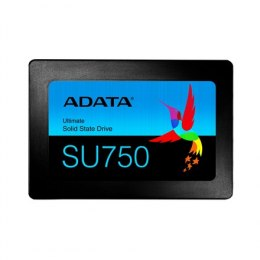 "ADATA Ultimate SU750 1000 GB, SSD form factor 2.5"", SSD interface SATA, Write speed 520 MB/s, Read speed 550 MB/s"