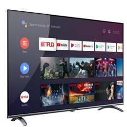 "Allview Smart TV 40ePlay6100-F/1 40"" (101 cm), Android 9.0 TV, FHD, 1920 x 1080 pixels, Wi-Fi, DVB-T/T2/C/S/S2, Silver/Black"