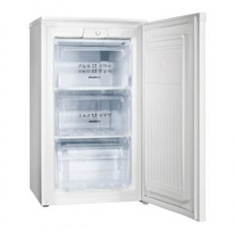 Gorenje Freezer F392PW4 A++, Upright, Free standing, Height 84.7 cm, Total net capacity 65 L, White