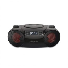 Energy Sistem Bluetooth Speaker Boombox 6 Wireless connection, Black