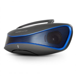 Energy Sistem Bluetooth Speaker Music Box BZ6 12 W, Portable, Wireless connection, Black/Blue, Bluetooth