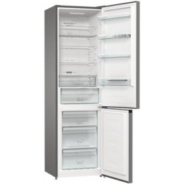 Gorenje Refrigerator RK4181PS4 A+, Combi, Free standing, Height 180 cm, Total net capacity 198 L, Freezer net capacity 66 L, Ino