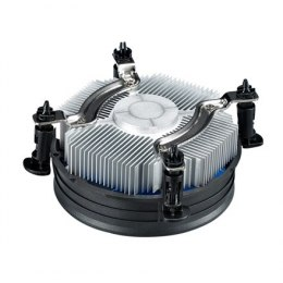 Deepcool Cpu cooler Theta9PWM , Intel, socket 1155/56, 92mm fan, hydro bearing,95W (TDP)  * Ideal thermal solution for Intel 11