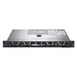 "Dell PowerEdge R340 Rack (1U), Intel Xeon, E-2224, 3.4 GHz, 8 MB, 4T, 4C, UDIMM DDR4, 2666 MHz, No RAM, No HDD, Up to 4 x 3.5"","