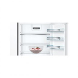 Bosch Refrigerator KIN86VSF0 A++, Built-in, Combi, Height 177 cm, No Frost system, Fridge net capacity 187 L, Freezer net capaci