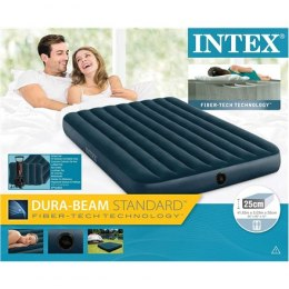 Intex Downy Airbed 64736 Midnight Green