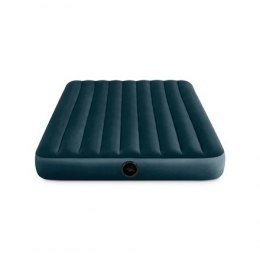Intex Queen dura-beam Midnight Green Downy Air Bed 64734 Green